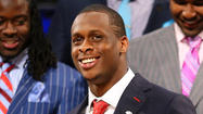 The most notable name still left is West Virginia quarterback Geno Smith, once thought to be a top-10 pick.