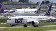 Polish airline LOT, which had its maiden 787 Dreamliner flight interrupted by the plane's sudden grounding in January, has put flights on the heralded plane back on sale.