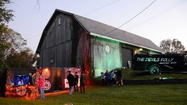 The man behind an annual Halloween haunted barn attraction in Salisbury says he's pulling the plug on the business.
