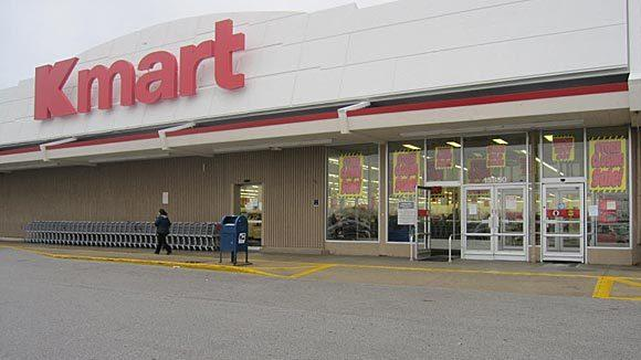The Kmart in Homer Glen near 159th Street and South Bell Road closed earlier this year.
