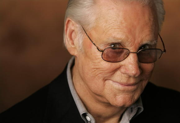 Country singer George Jones