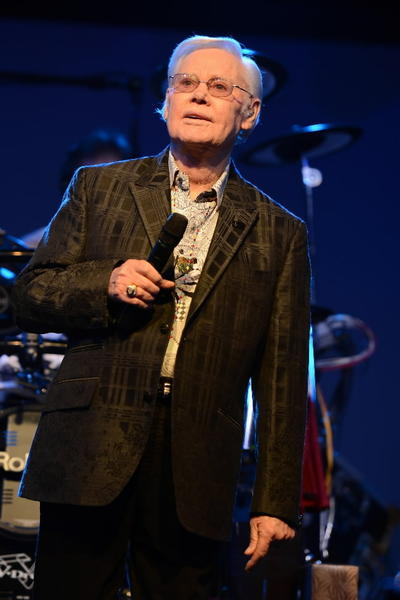 George Jones performs at The Pavillion at Seminole Casino Coconut Creek (Fla.) earlier this year.