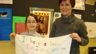 St. Pius third grader, Caroline E., was extremely busy this past fall.