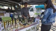 Farmers Markets: From the LAPD to artisanal olive oil