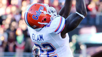'He's a violent tackler,' Florida coach Will Muschamp says abou…