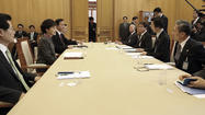 SEOUL -- South Korea said Friday it would pull its remaining workers from an industrial complex run jointly with North Korea after Pyongyang refused an offer to begin talks.