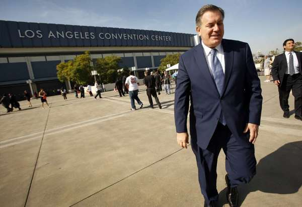 Tim Leiweke will start a new job in Toronto soon.