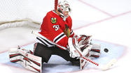 Blackhawks goaltender Ray Emery and center Dave Bolland will miss the final two regular-season games of the season, including Friday's meeting with the Flames at the United Center, coach Joel Quenneville said after a Friday morning skate.