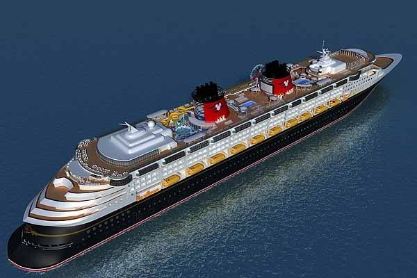 Renderings of the changes and new additions to the Disney Magic cruise ship coming in fall 2013.