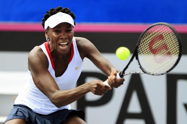 Venus Williams says she would stop playing tennis if she felt she couldn't win anymore.