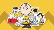 "The ""Peanuts"" gang is joining Path. Charlie Brown and his pals are now available as stickers on the social network."