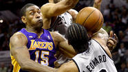 "Lakers forward Metta World Peace took to <a href=""http://twitter.com/MettaWorldPeace"">Twitter</a> to announce he had a cyst in his knee drained."
