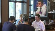 As Geno Auriemma opens his new restaurant at the Storrs Center development near the University of Connecticut, the next phase of the $220 million project is on schedule to open in early August.