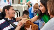 "This is officially <a href=""http://www.handsonnetwork.org/nationalprograms/signatureevents/nvw"" target=""_blank"">National Volunteer Week</a> – a time to celebrate people doing extraordinary work simply out of the goodness of their spirit. In fact, if we had to pay all the selfless people who volunteer in our nation, by one estimate we'd have to come up with more than $130 billion a year."
