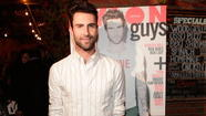 Adam Levine and more at Nylon magazine and Asos party