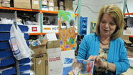 Colleen Kisel of the Pediatric Oncology Treasure Chest Foundation