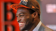 Photos: The 2013 NFL first round draft picks