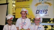 "D. 202 ""Junior Chefs"" earn praise, prizes for culinary creations"