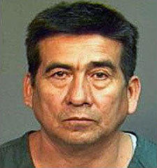 Mariano Antonio Castro of Santa Ana was convicted and sentenced to 61 years in prison for sexually assaulting a female relative over a nine-year period.