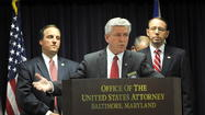 "What a bombshell — more corruption in the state of Maryland (""Corruption alleged at jail,"" April 24)."
