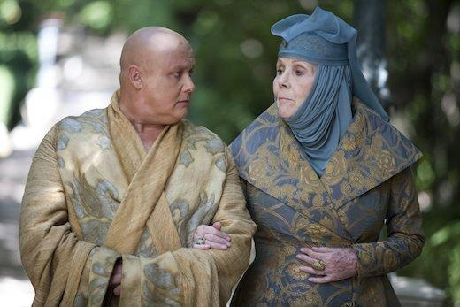 'Game of Thrones' Season 3: Varys and Lady Olenna