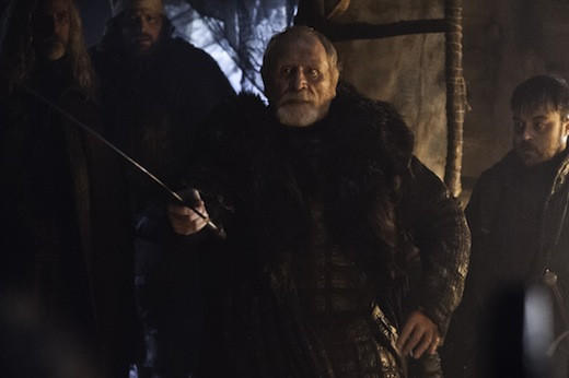 'Game of Thrones' Season 3: Jeor Mormont and Rast