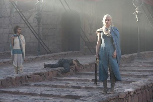 'Game of Thrones' Season 3: Daenerys