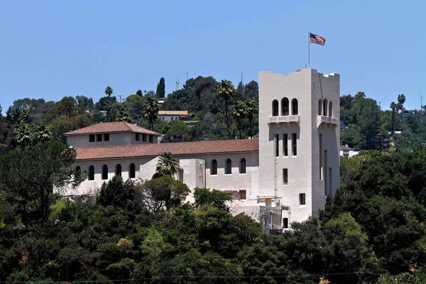 The Southwest Museum in Mount Washington in northeast Los Angeles. Funding is an issue for the site, which will mark its centennial in 2014.