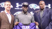 Ravens introduce new safety Matt Elam [Video]