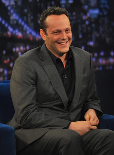Vince Vaughn stays in the spotlight