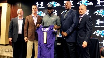 Ravens safety Matt Elam expected to challenge for starting posi…