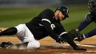 With two regulars already on the disabled list, the White Sox lost another pair on Friday. They hope that Jeff Keppinger and Dewayne Wise won't miss more than one or two games but until they return the bench will be short.