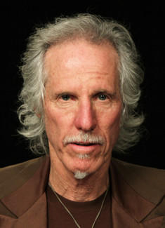 "This April 17, 2013 photo shows fFormer Doors drummer John Densmore in New York. The 68-year drummer is no stranger to chronicling his former band. He wrote The New York Times best-seller, Riders on the Storm in 1991. He keeps the spirit of Jim Morrison alive in his latest book, ""The Doors Unhinged: Jim Morrison's Legacy Goes on Trial."" (AP Photo/John Carucci)"