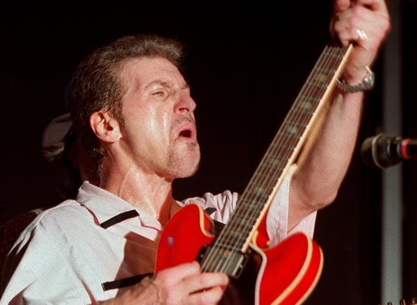 Johnny Rivers will headline the Ventura County Blues Festival.