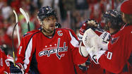 Capitals will play Bruins in next Baltimore Hockey Classic