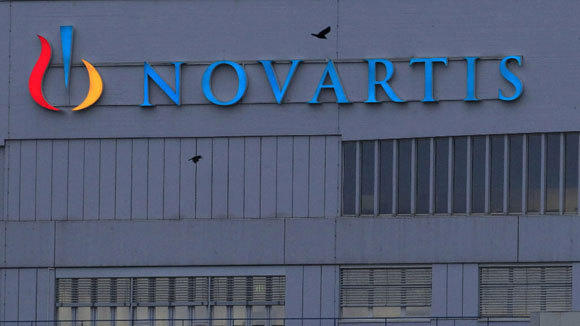 Novartis headquarters in Basel, Switzerland.