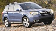 2014 Subaru Forester: Quietly competent as ever