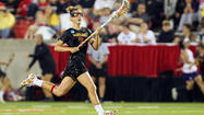 The Tewaaraton Foundation today announced the Tewaaraton Award men's and women's nominees, including 2012 winners Katie Schwarzmann (Maryland) and Peter Baum (Colgate). Twenty-five women and 25 men were selected as nominees, from which 10 finalists (five women, five men) will be announced May 9. The winners will be honored May 30 at the Smithsonian Institution's National Museum of the American Indian in Washington.