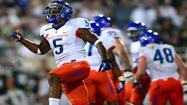 DAVIE – The Dolphins selected cornerback Jamar Taylor of Boise State with their second-round draft pick Friday night.