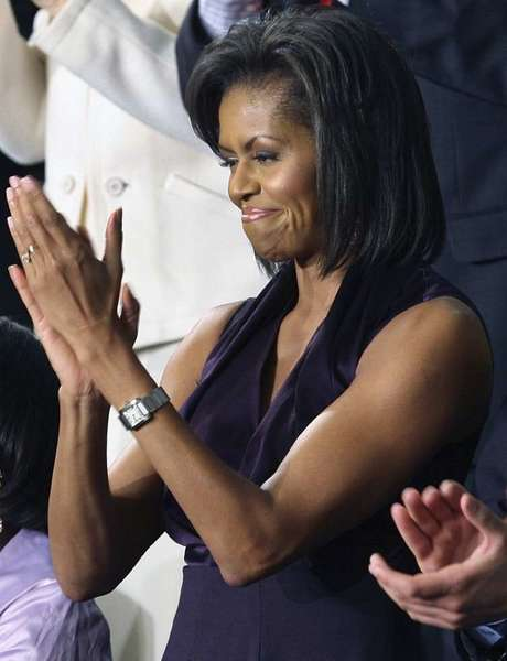 More women are getting cosmetic surgery to improve the look of their arms. Some cite First Lady Michelle Obama as their inspiration.