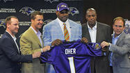 Ravens draft picks: 2000-2009