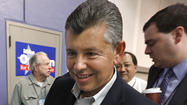 Abel Maldonado, the Republican iconoclast most recently famous for his brief stint as California's appointed lieutenant governor and his unsuccessful run for Congress last year, is making noises about running for governor in 2014 against Jerry Brown.