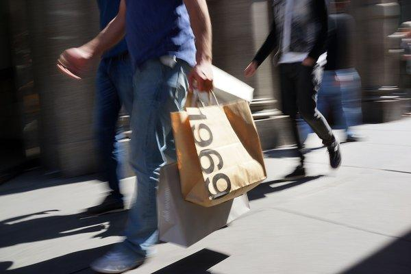 Consumer spending, which makes up more than two-thirds of the economy, was unexpectedly robust in the first quarter.