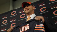 Keith Van Horne has traveled the path Kyle Long must take as a lanky Bears offensive lineman drafted in the first round.