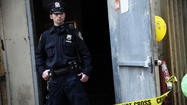 NEW YORK -- A large chunk of an airplane part believed to be from one of the jetliners hijacked on Sept. 11, 2001, was found with a piece of rope twined around it, adding to the mystery of how it ended up wedged between two buildings in Lower Manhattan for the past 12 years.