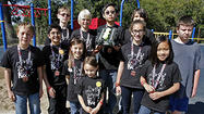 Photo Gallery: Palm Crest Elementary robotics team celebrated