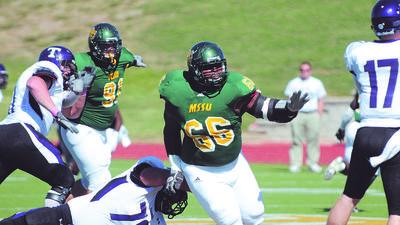 Ravens draft Missouri Southern defensive tackle Brandon William…