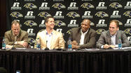 <strong>Mike Preston, Ravens columnist:</strong> The Ravens will say they take the best player available, but so far this draft has been based on need as well. The Ravens got another good player in the second round in inside linebacker Arthur Brown, and a player with good potential a round later in defensive tackle Brandon Williams.