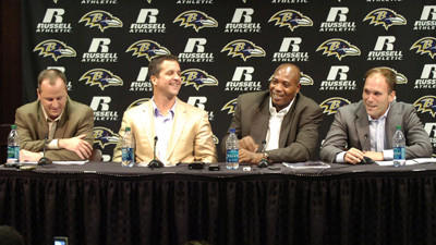 Instant analysis on the Ravens' second- and third-round picks