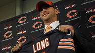 Photos: Bears first-round draft pick Kyle Long